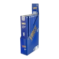 Vibes Cones King Size - 20pk - Rice - 8ct