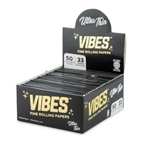 Vibes Papers King Size Slim - Ultra Thin - 50ct