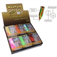 Waxmaid Diamond Nectar Collector ( 6 per display)