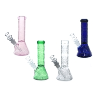 WP ES2  8'' Forested Style Beaker Waterpipe