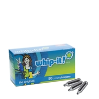 Whip-it! Cream Chargers  12 Boxes of 50 Packs