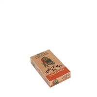 Zig Zag Unbleached Rolling Papers 1¼  Box-24