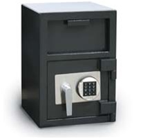 Sentry Safe Front Loading Depository Model DH-109E