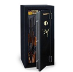 Sentry Safe 24-Gun FIRE-SAFE Combination Lock Safe High Gloss Model: GS2459C