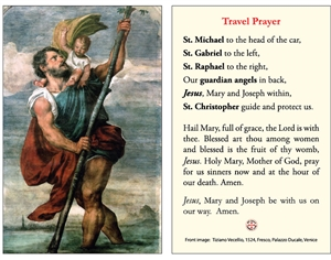"<b><font color=""#FF0000"">Travel Prayer</font></b>"