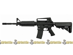 106-00105 KWA RM4A1 ERG Full Metal M4 Recoil Feedback System Blowback Airsoft AEG