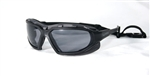 V-TAC Echo Airsoft Safety Glasses w/ Smoked Lens