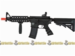 "Valken Battle Machine 7"" RIS CQB M4 Airsoft AEG Gun Black"