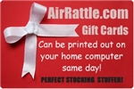 AirRattle.com Gift Card