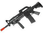 Well MR733 Spring M4 Airsoft Rifle w/ Flashlight & Red-Dot