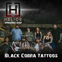 Black Cobra Tattoos