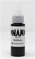Dynamic Black 1oz