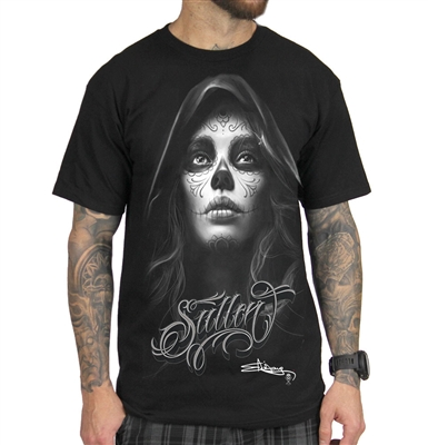 Sullen Arts - Dark Grey SS Tee - Black