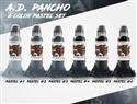 Ad Pancho Pastel Grey Set - 6 Colors - 4oz
