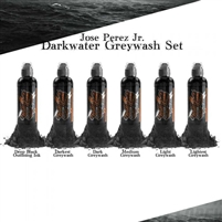 Jose Perez Jr. Darkwater Greywash Set - 4oz Bottles