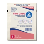 View Guard Transparent Dressing