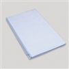 "Drape Sheet - Blue 40"" x 48"" 2 Ply - Case of 100"