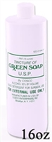 Green Soap - 16oz
