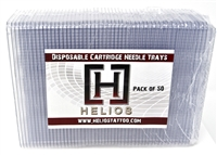Helios Disposable Cartridge Trays (Pack of 50)