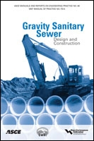 Gravity Sanitary Sewer Design and Construction, 2nd Edition ASCE Paul Bizier