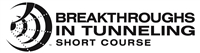 Breakthroughs in Tunneling Short Course