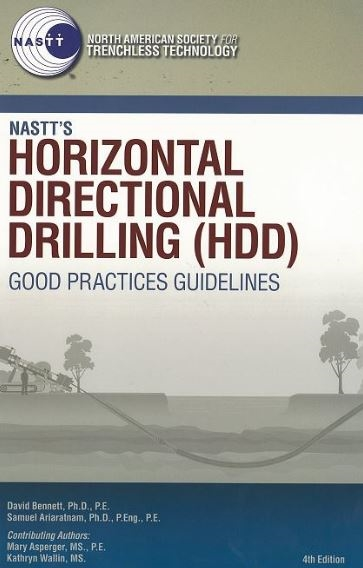 Horizontal Directional Drilling (HDD) Good Practices Guidelines - 2017 (4th  Edition)