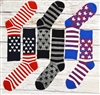 The School of Sock - The American Flag Pack of Socks