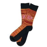 The School of Sock - The Showtime Mahomes KC Red and Yellow Kansas City Sock