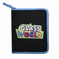 Glass World® Collector Case - Cyan