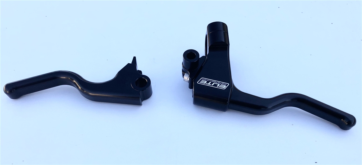 HD Easy Pull Clutch Lever & Front Brake Lever