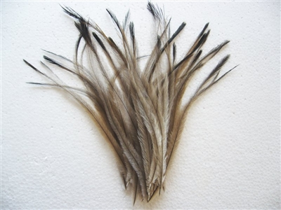 Emu Body Feathers - Sorted - 0.25 oz