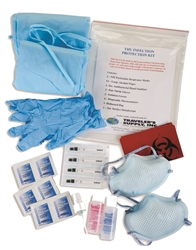 Travelers Infection Control Kit