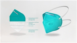 N95 Particulate Respirator Foldable Mask BYD IN STOCK