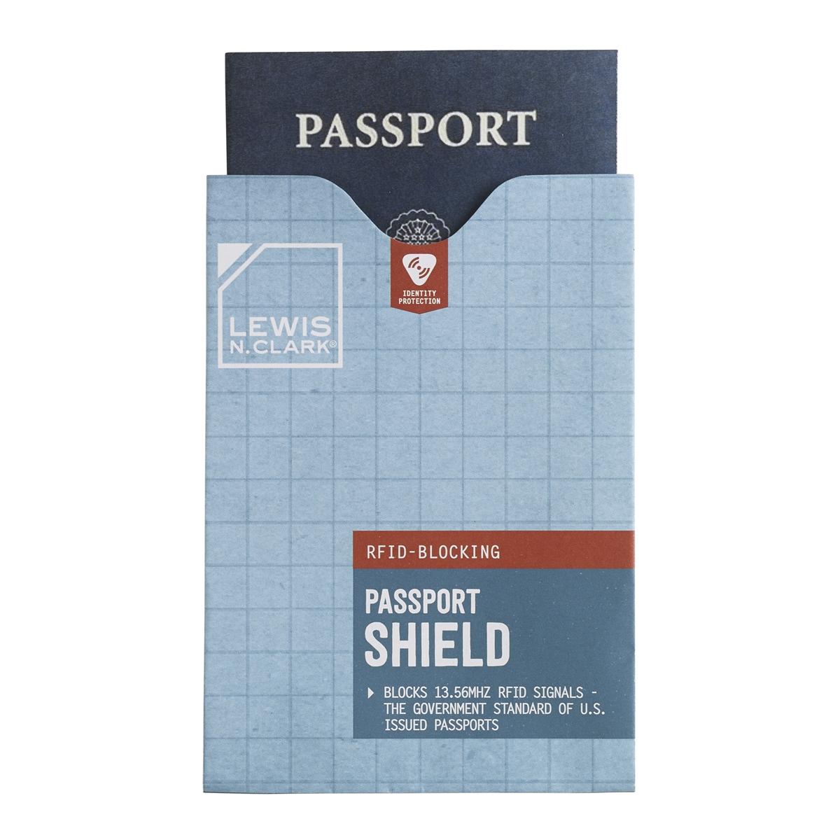 RFID Passport Shield
