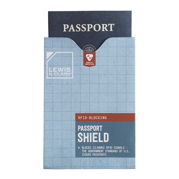 RFID Passport Shield