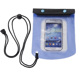 Large Waterproof Pouch for phone and camera