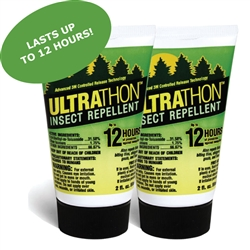 Ultrathon, Ideal choice for protection from mosquito bites which may cause Zika Virus, Rated the #1 most effective insect repellent lotion, developed for the U.S. military, proven results, most recommended DEET repellent, 12 hour protection,