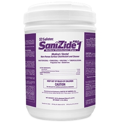 SaniZide Pro 1 Surface Disinfectant Tub of 150 Wipes
