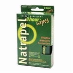 Natrapel 20% Picaridin Towelette wipes 12 pack