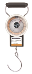 Travelon® Stop & Lock Luggage Scale  w/Tape Measure