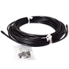 Furuno 30m cable, connector kits are included for both ends of the antenna cable for sc70/sc130