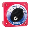 Perko Compact Medium Duty Battery Selector with Key Lock 8512DP