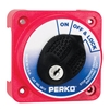 Perko Compact Medium Duty Battery Selector with Key Lock 9612DP