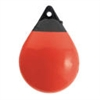 Polyform A Series Buoy A-0 9 inch Diameter Red