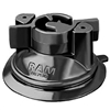 Ram Mount 3.3 inch Suction Cup Base with Twist Lock
