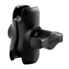 "Ram Mount Composite Short Double Socket Arm for 1"" Ball"