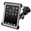 "RAM Mount Tab-Tite Cradle for Ipad Air 1-2 And 9.7"" with Case"
