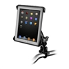 Ram Mount Tab-Tite Ipad/Hp Holder Handlebar Rail Mount