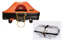 Revere Coastal Commander 2.0 6 Person Canister Life Raft (No Cradle Included) 45-COASTCO2-6C