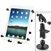 "Ram Mount Universal X-Grip III 10"" Tablet Holder with Yoke Mount"